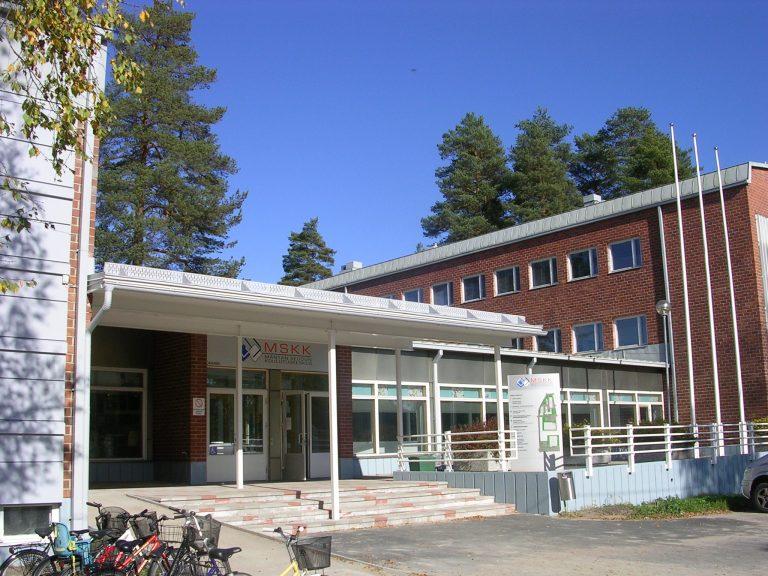 Mäntän koulutuskeskus, B, C ja G rakennuksen saneeraus