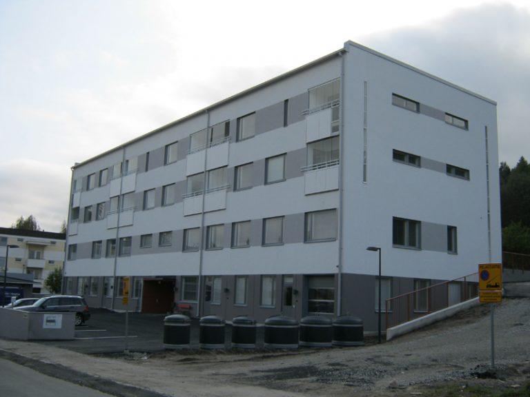 Päiväharjun toimintakeskus, 2600m2, Jyväskylä